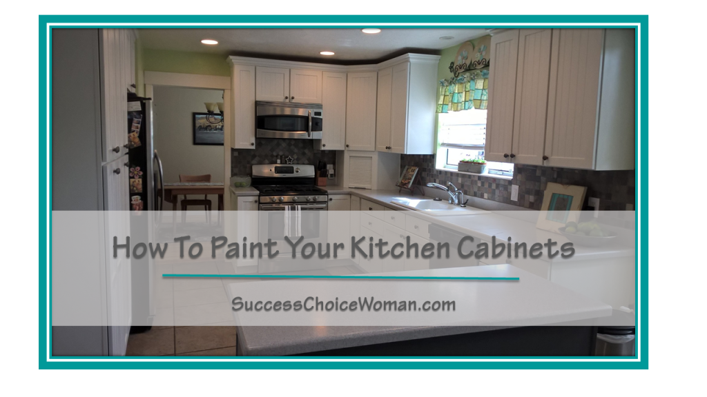 how to paint your kitchen cabinets hacked by androghost With what kind of paint to use on kitchen cabinets for aluminum candle holders